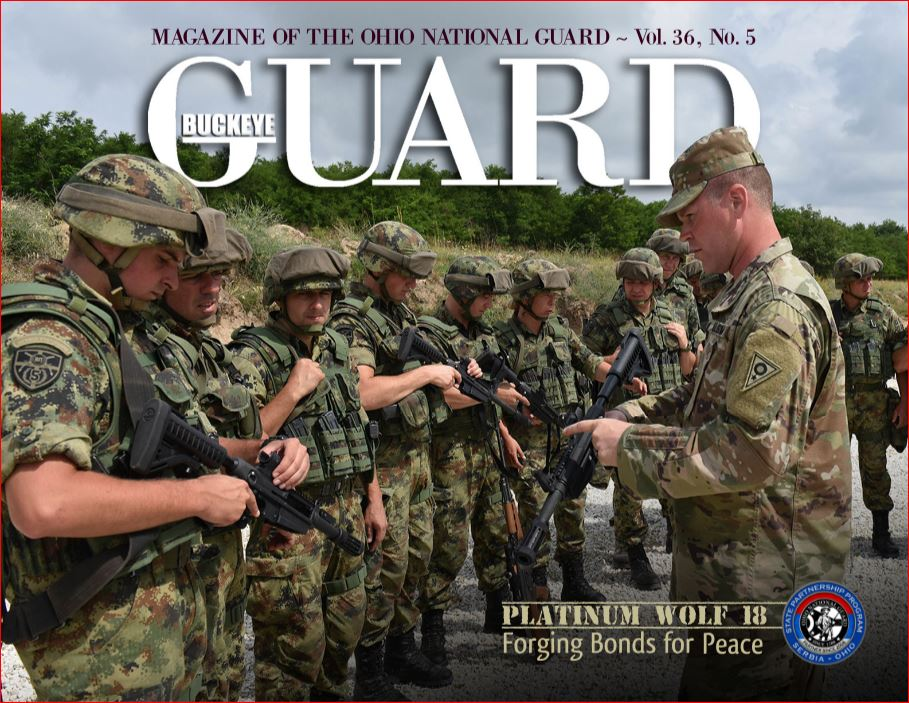 The Ohio National Guard: Featured Stories in 2017