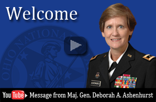 View a message from Adjutant General Deborah Ashenhurst