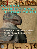National American Indian Heritage Month - DEOMI presentations