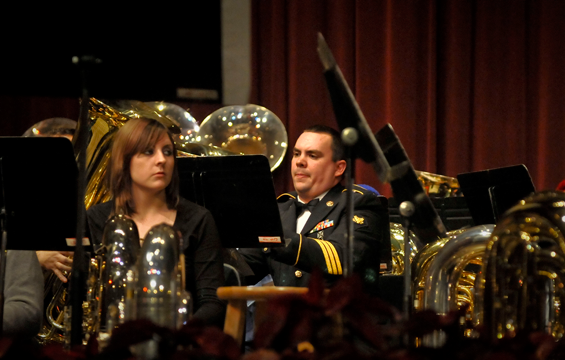 Ohio Army National Guard's 122nd Army Band