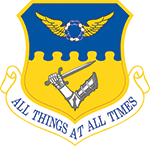 121st Air Refuleing Wing patch